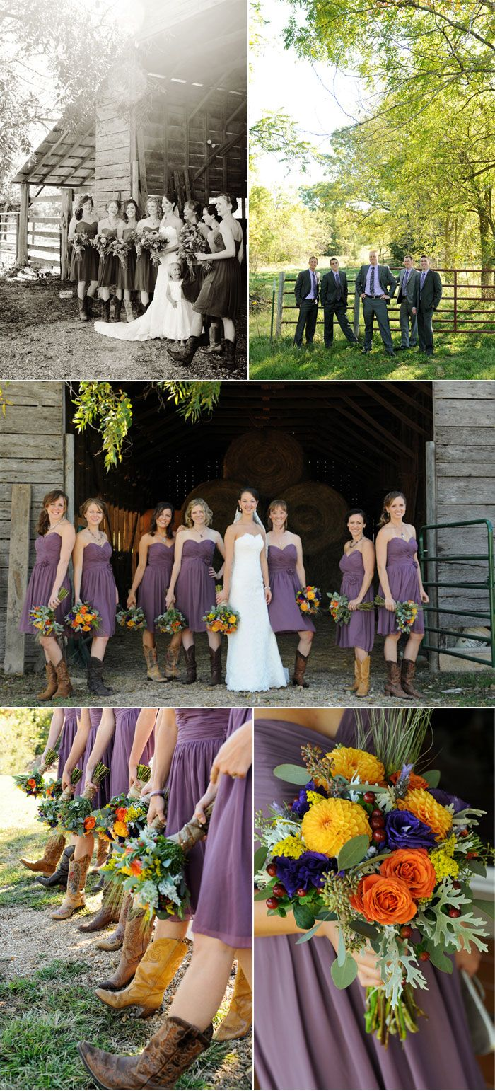 1000 ideas about Western Bridesmaid Dresses on Pinterest  Country Western Weddings Country