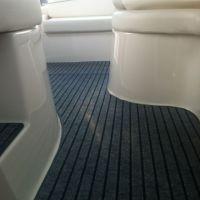 alternate flooring idea   Pontoon Boat   Pinterest ...