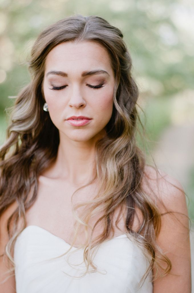 25 Best Ideas About Wedding Hair Down On Pinterest Half Up