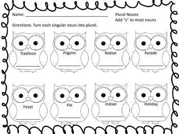 25+ best ideas about Irregular Plural Nouns List on
