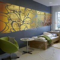 Mirror wall art stickers xx |  Wall Art:decals/murals ...