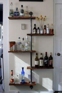 Best 20+ Bar Shelves ideas on Pinterest | Home furniture ...