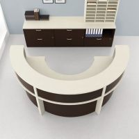 Semi Circular Desk | Home Office | Pinterest | Desks
