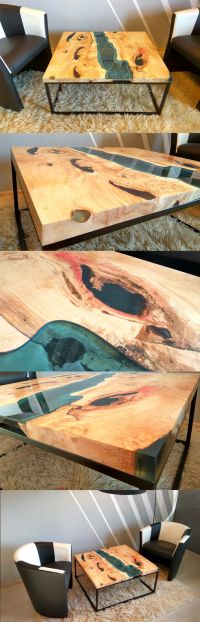 1000+ ideas about Resin Table on Pinterest | Resin Table ...