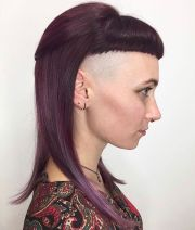 ideas shaved side