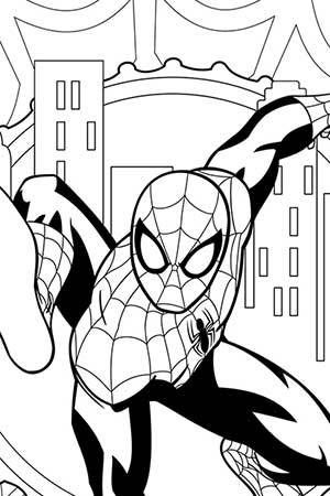Coloring pages, Spiderman and Coloring on Pinterest