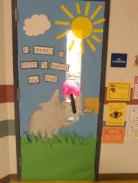 Horton Hears a Who Door! | Kindergarten Dr. Seuss | Pinterest