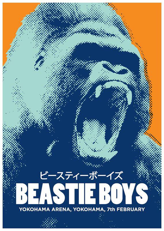 D Beastie Mike Happy Boys