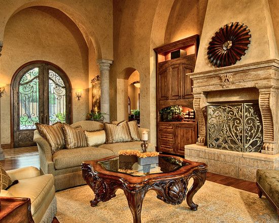 25+ Best Ideas About Tuscan Living Rooms On Pinterest