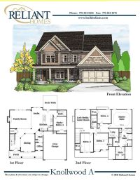 17 Best images about Reliant Homes Floorplans on Pinterest ...