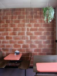Faux Brick Wall Painting Tips | West Side Story ...