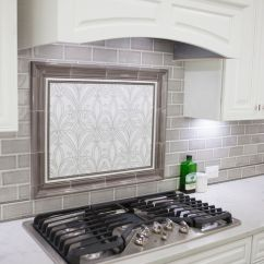 White Kitchen Aid Www Cabinet Design 25+ Best Ideas About Gray Subway Tile Backsplash On ...