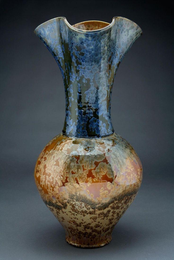 Elliott Newton Wheel Thrown Porcelain Clay Pottery With