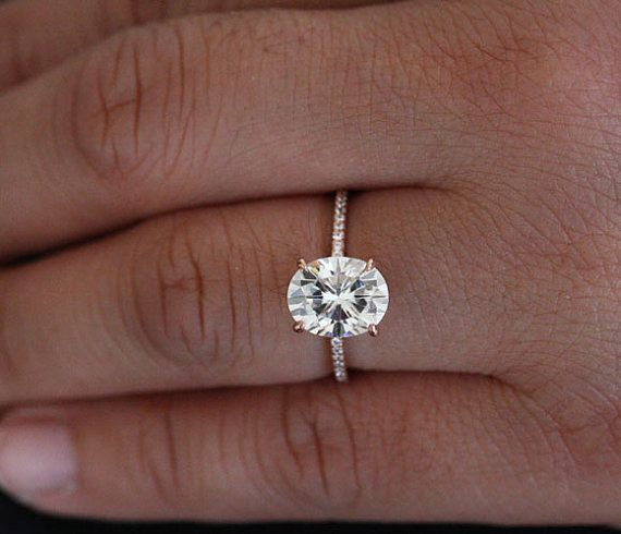 Best 25 Oval shaped engagement rings ideas on Pinterest