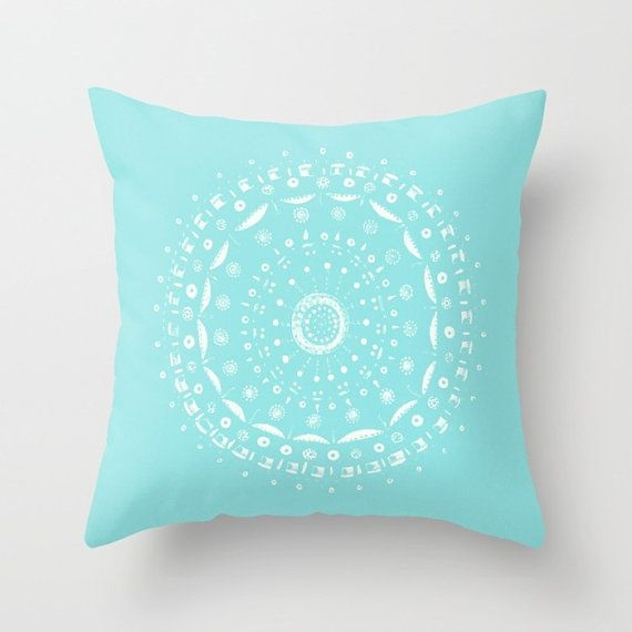 1000 ideas about Blue Throw Pillows on Pinterest  Throw