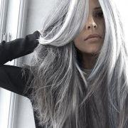 1000 gray hair &