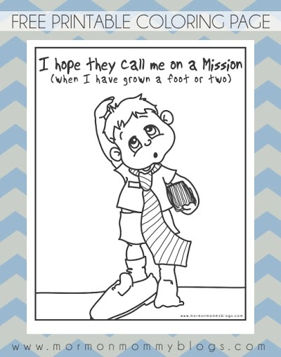 best images about lds coloring pages on pinterest