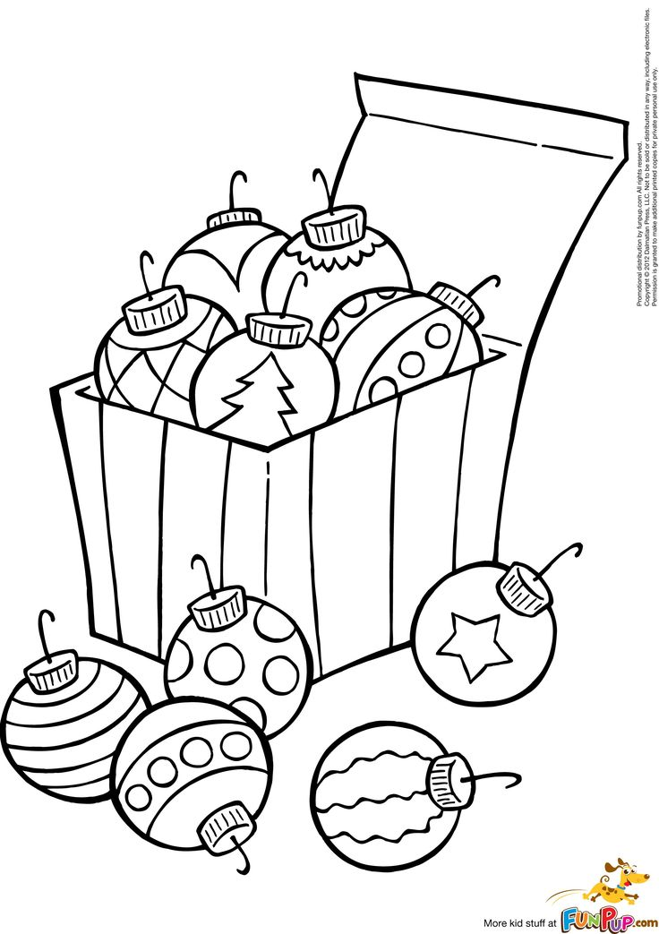 280 best images about Christmas coloring pages on