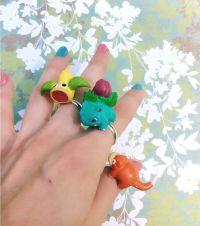1000+ ideas about Pokemon Ring on Pinterest   Pokeball ...