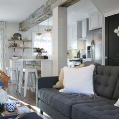 Hgtv Modern Living Room 4x6 Rug In Sala/cozinha/sala De Jantar Property Brothers - Season 5 ...