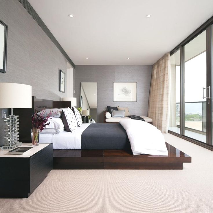 25 Best Ideas about Contemporary Bedroom on Pinterest