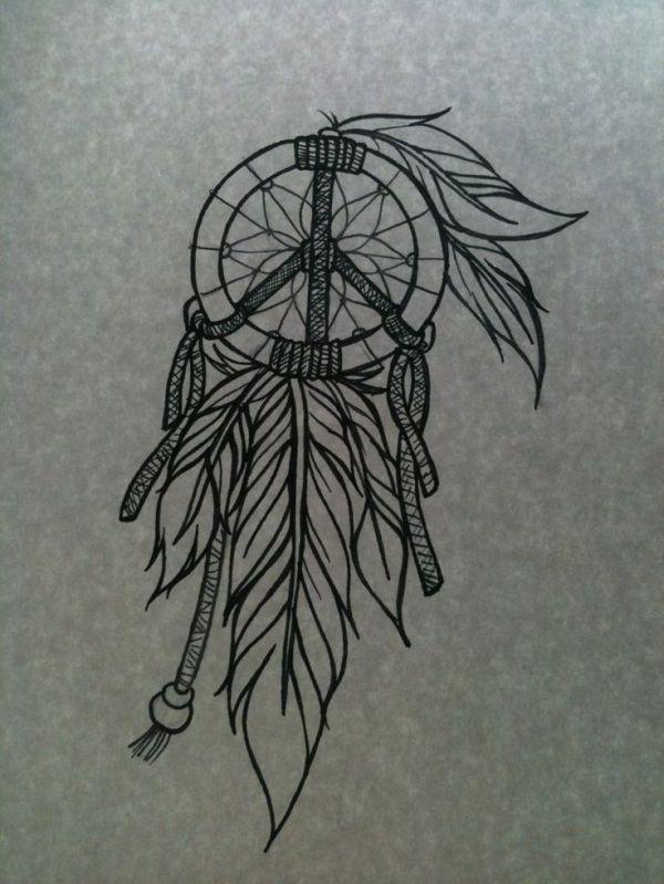 20 Apache Dream Catcher Tattoos For Men Ideas And Designs