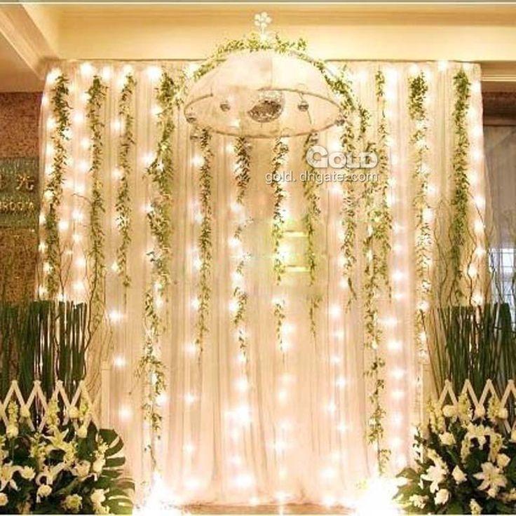 25 Best Ideas About Curtain Lights On Pinterest Fairy Light