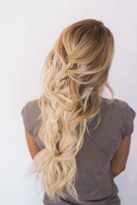 25+ best ideas about Braids And Curls on Pinterest   Grad ...