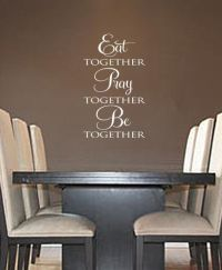 Best 25+ Kitchen wall sayings ideas on Pinterest | Dining ...