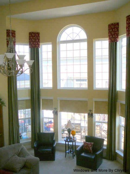 1000 images about Simone Pickett on Pinterest  Bay window treatments Valance curtains and