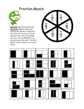 17 Best images about homeschool: fractions on Pinterest