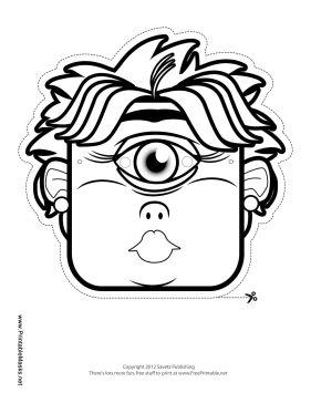 26 best masks crafts images on Pinterest