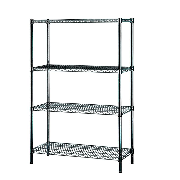 17 Best ideas about Wire Shelving Units on Pinterest