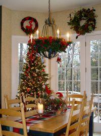 Holiday decor. Christmas decorations. Christmas tree ...