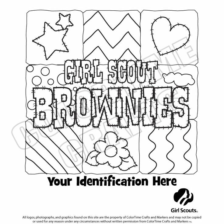 57 best images about Girl scout printables on Pinterest