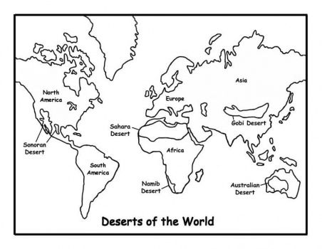 31 best images about Deserts of the World Unit on