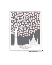 LDS Temple Wedding Gift Portland Temple Wall Art ...