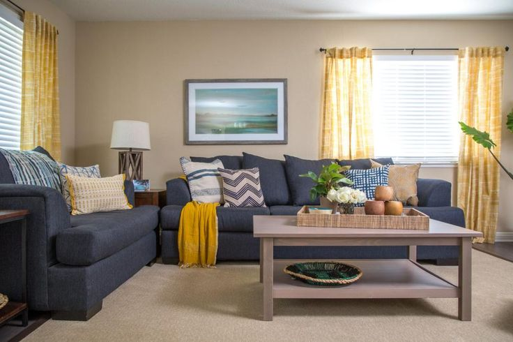 149 Best Images About HGTV Living Rooms On Pinterest