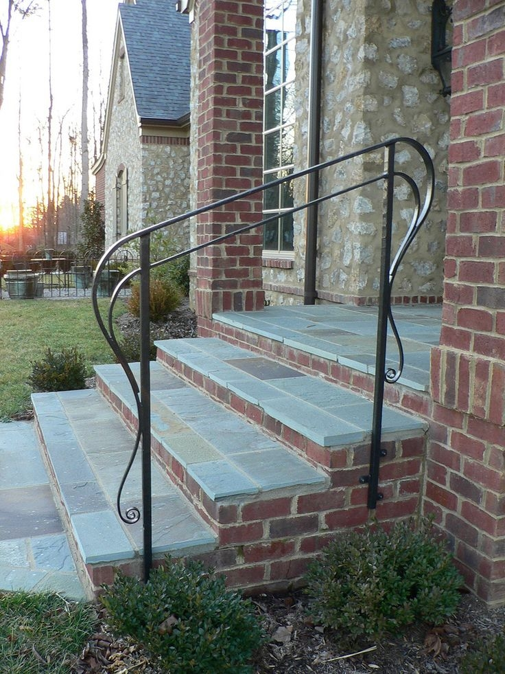 33 Best Images About Bliman Poole On Pinterest Railing | Iron Railings For Steps