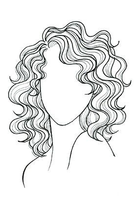 The 25+ best Layered curly hair ideas on Pinterest