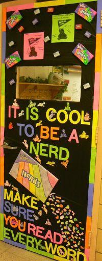 A Candy Themed, Classroom Door Decorating Contest | Bonham ...