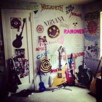 25+ best ideas about Band rooms on Pinterest