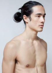 asian men long hairstyles