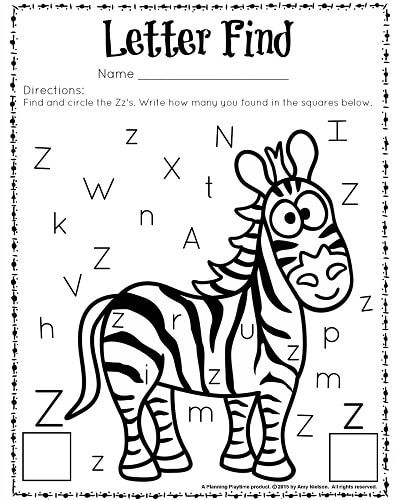 17 Best ideas about Letter Recognition Kindergarten on