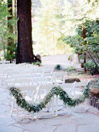 Rustic Summer Redwoods Wedding   Redwood wedding, Ticks ...