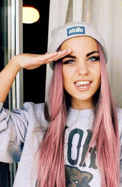 17 Best images about Hair style on Pinterest  Le happy