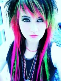 25+ best ideas about Punk Rock Hairstyles on Pinterest