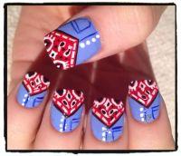 17 Best ideas about Western Nail Art on Pinterest ...