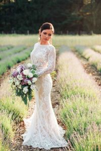 25+ best ideas about Lace dress with sleeves on Pinterest