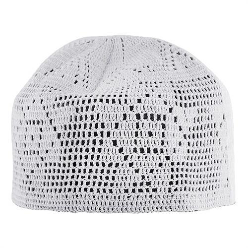 crochet doily patterns with diagram 2006 nissan sentra engine cotton muslim prayer crotchet kufi mens skull cap topi made in turkey only $4.99! | hijab safty ...